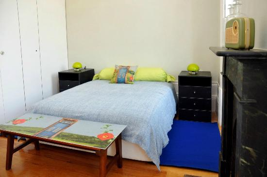 Porta Azul: My Room: Great sleep in a clean and well decorated room