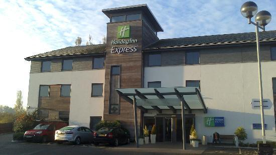 Holiday Inn Express Cambridge : Holiday Inn Express, Cambridge