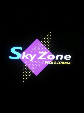 Rosedale Hotel Kowloon: Sky Zone for dinning on the 30th floor