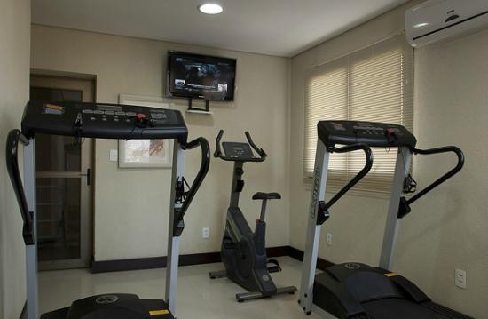 Master Express Moinhos de Vento: Fitness Center