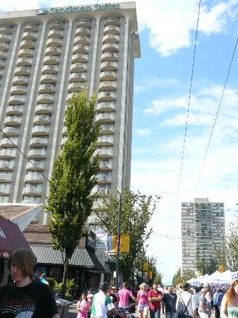 Sandman Suites Vancouver - Davie Street: Sandman on Davie