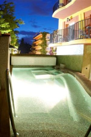 Hotel Los Angeles &Spa: PISCINA DINÁMICA - SPA
