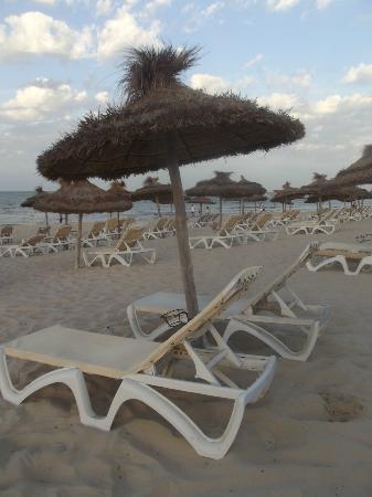 Club Marmara Yasmine: Plage