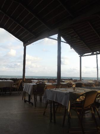 Club Marmara Yasmine: Restaurant de l'hôtel Yasmine (Barberousse)