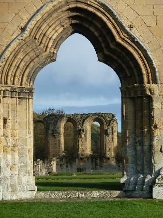Byland Abbey: Won't offer more photos or it won't be worth your while going!!