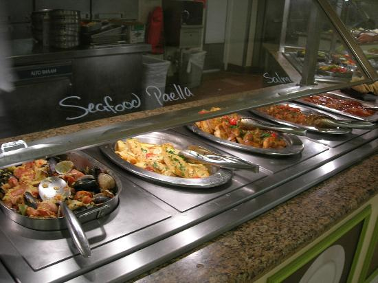 Crafted Buffet Spanish Food