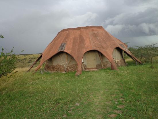 Amani Mara Lodge: my cottage