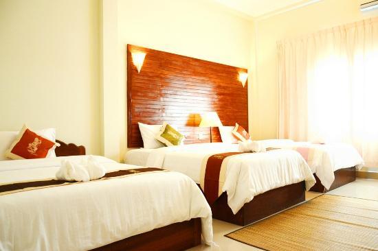 La Magnolia d'Angkor Boutique: Guest Room