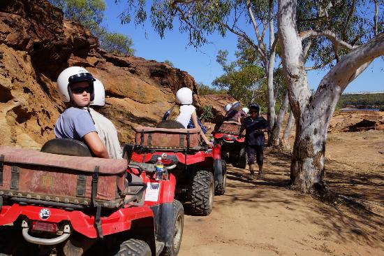 Kalbarri Quadbike Safaris: Instructions