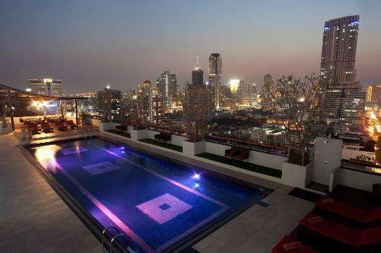 Furama Silom Rooftop Swimming Pool