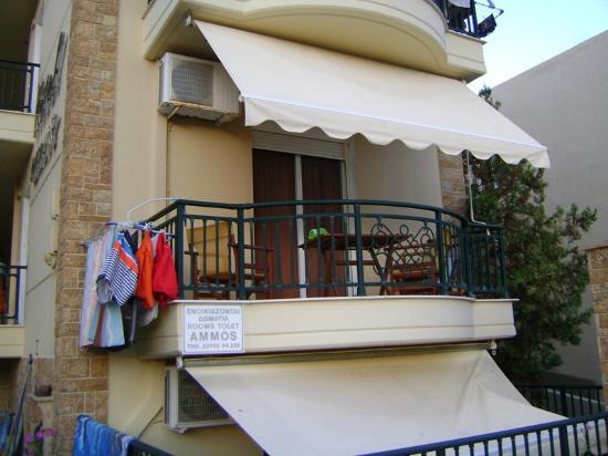 Ammos Hotel: Hotel Ammos