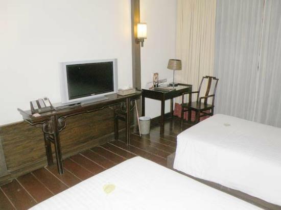 โรงแรมโพธิ ศิรีนทร์: Room