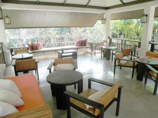 Bodhi Serene Hotel: Seating Area