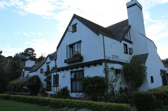 The Pelican Inn: A bit of England just north of San Francisco!