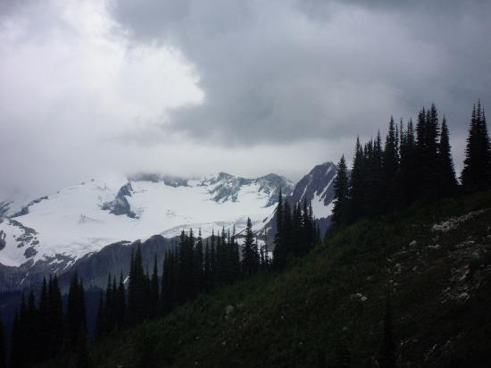 Whistler Blackcomb: Peek 1