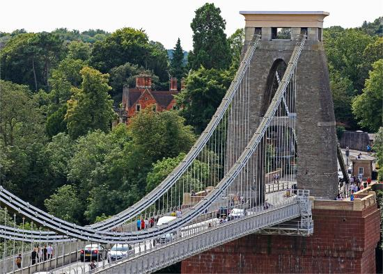 Clifton Suspension Bridge: Isombard Brunel's masterpiece
