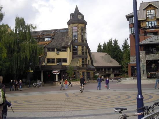 Whistler Blackcomb: Whistler Village
