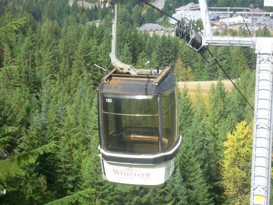 Whistler Blackcomb: Gondola 2