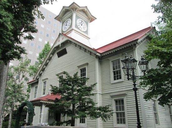 Clock Tower (Tokei-dai): gaikan2