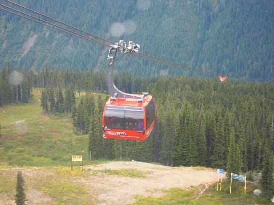 Whistler Blackcomb: Gondola 1