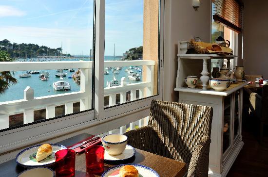 Hotel Beau Soleil: Le petit déjeuner