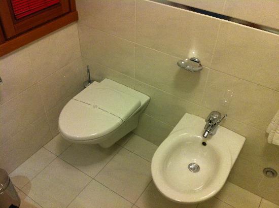 La Casona Hotel: Il bagno
