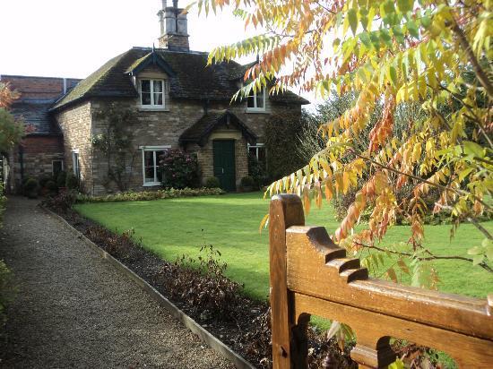Gardener\'s Cottage - Picture of Stapleford Park, Stapleford ...