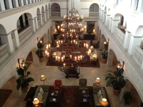 The Cloister at Sea Island : Main Lobby