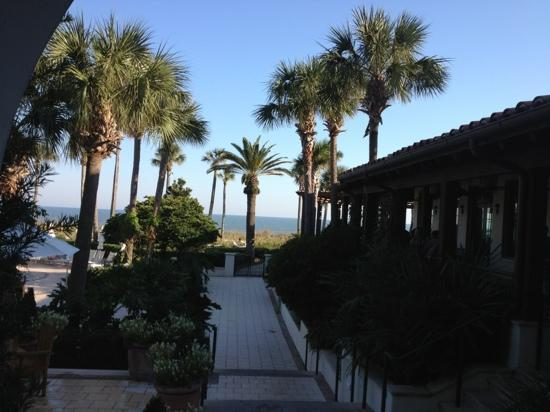 The Cloister at Sea Island: Beach Club