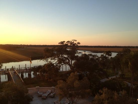 The Cloister at Sea Island : River View - The Cloister