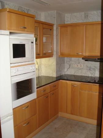 Sheraton Imperial Kuala Lumpur Hotel: Full kitchen facilities
