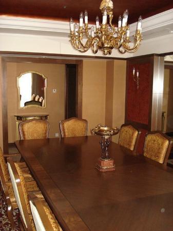 Sheraton Imperial Kuala Lumpur Hotel: Grande Dining Room