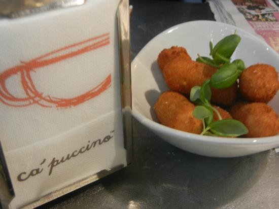 Ca'Puccino: Our Perfect Croquettes