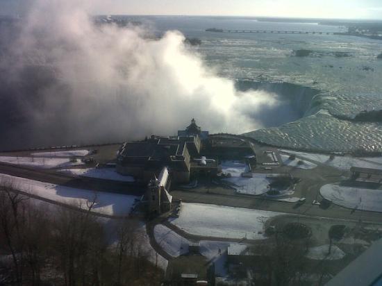 Embassy Suites by Hilton Niagara Falls Fallsview Hotel: Horseshoe Falls