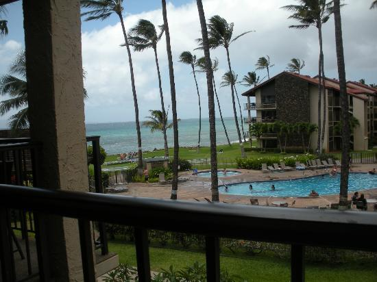 Aston at Papakea Resort: View from room