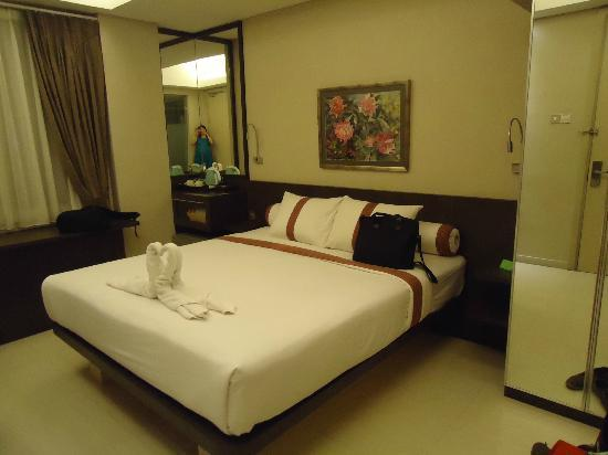 Sun Boutique Hotel Managed by BENCOOLEN: the bed