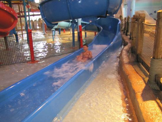 Coco Key Water Resort Slide