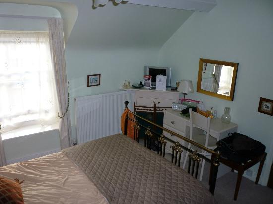 Castlebank Hotel: Bedroom