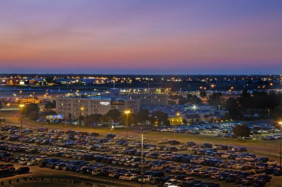 DoubleTree by Hilton Wichita Airport: View from the sky!