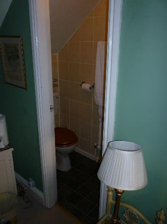 Castlebank Hotel: Bathroom