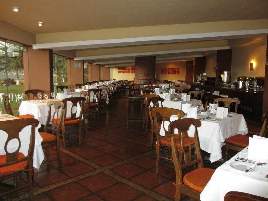Sonesta Posadas del Inca Lake Titicaca Puno: The hotel's restaurant