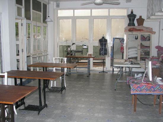 Phranakorn-Nornlen Hotel: Sewing Room