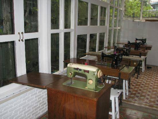 Phranakorn-Nornlen Hotel: The sewing room