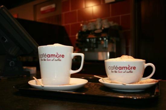 Cafe Amore Coffee Hmmmm
