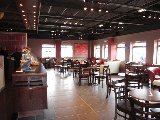 Cafe amore Interior