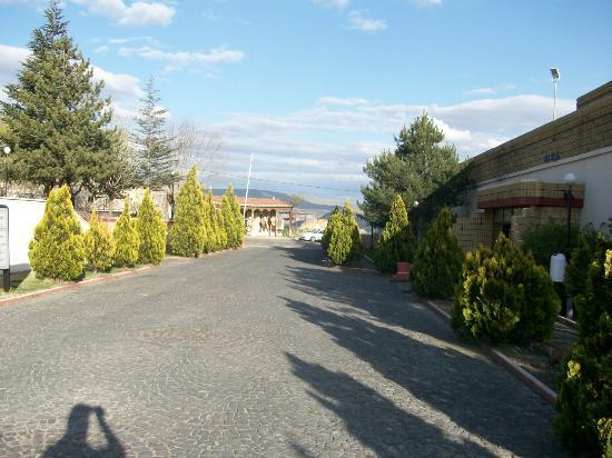 Turban Hotel Urgup: entrance