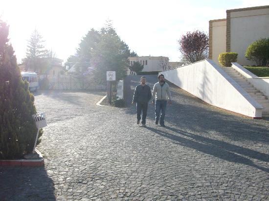 Turban Hotel Urgup: yard