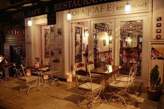 Sofa Cafe Amp Restaurant Istanbul Sultanahmet