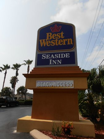 BEST WESTERN Seaside Inn-St. Augustine Beach: BEST WESTERN St. Augustine