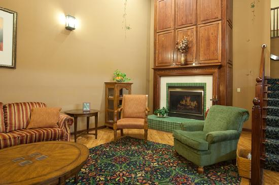Country Inn & Suites by Radisson, Cedar Falls, IA: The comforts of home on the road